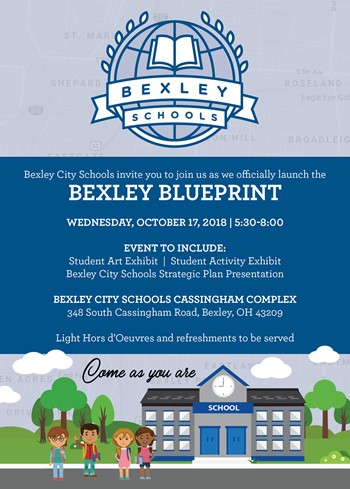 Join us for the official launch of the Bexley Blueprint