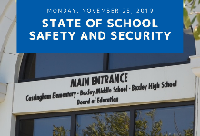 NEWS: State of School Security Parent Institute Event Planned