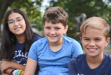 VIDEO: Elementary Students Talk About Their School Year
