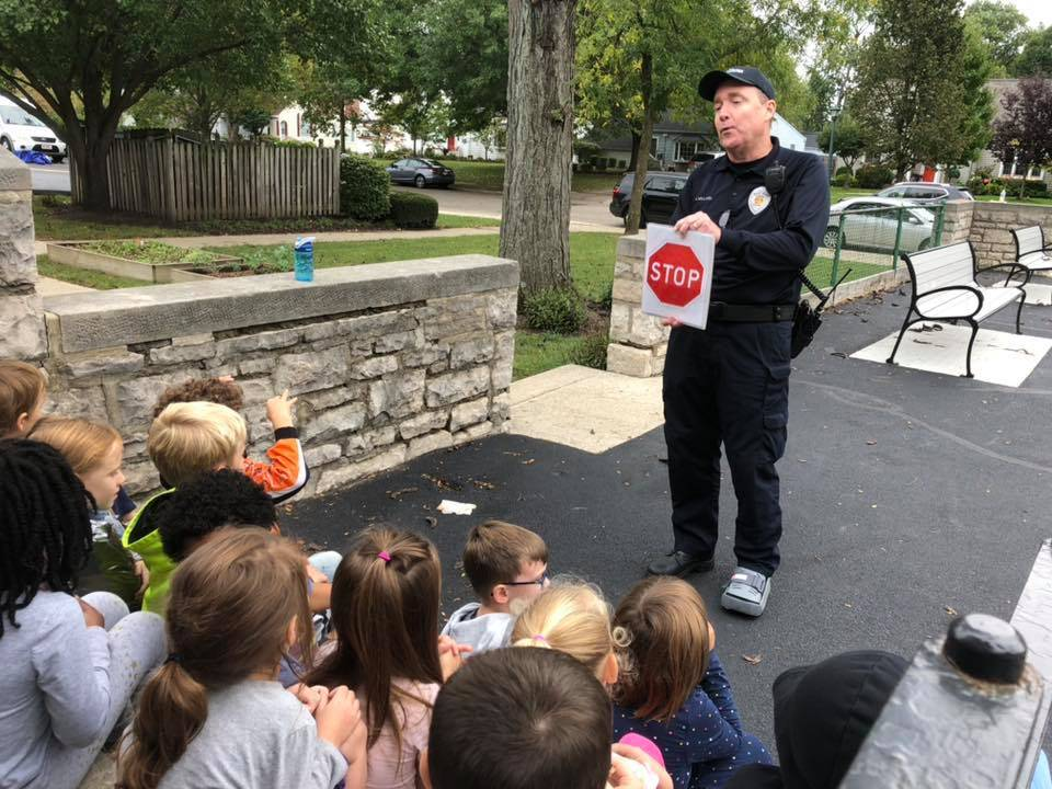 Mallards Learn About Safety