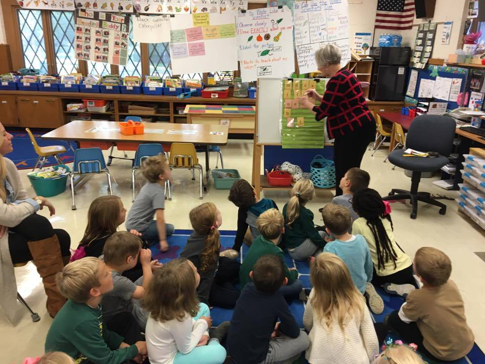 Mallards Improve Reading Skills