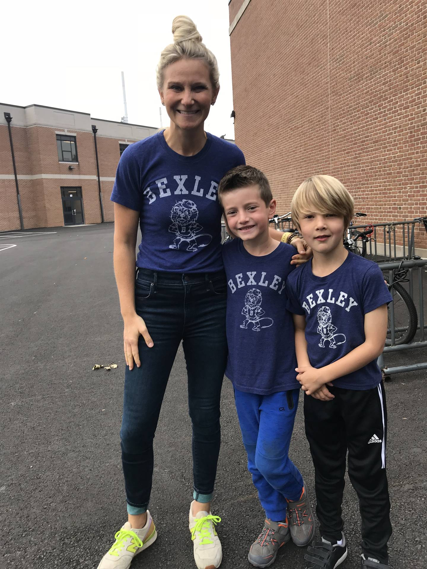 Showing our Bexley pride!