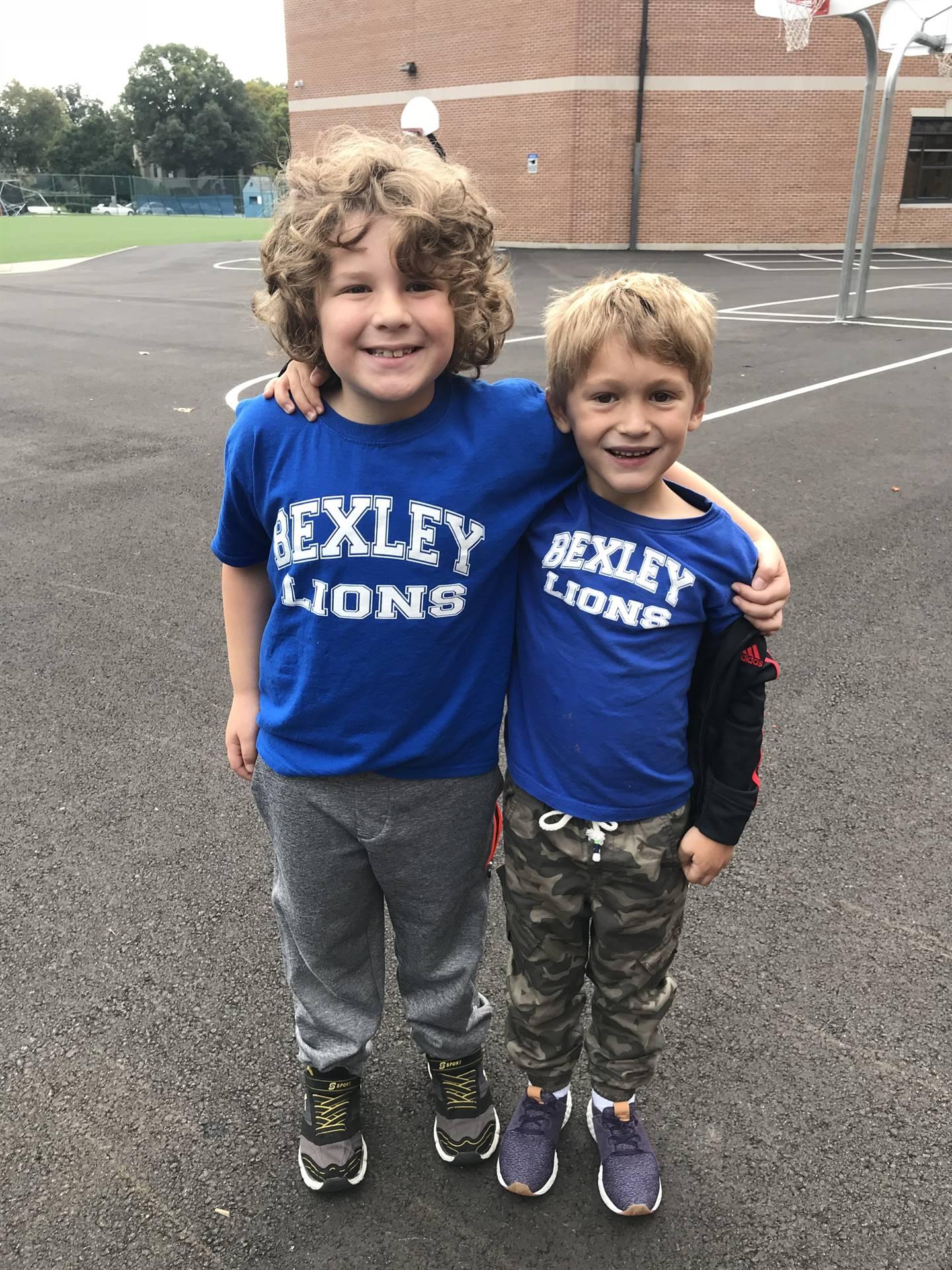 Go Bexley Lions!