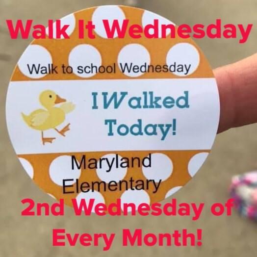 Walk It Wednesday
