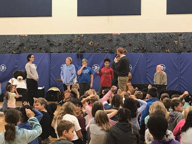 PTO Brings the Arts to Our School