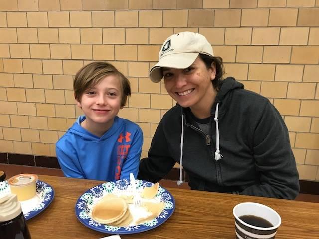 Pancake Smiles