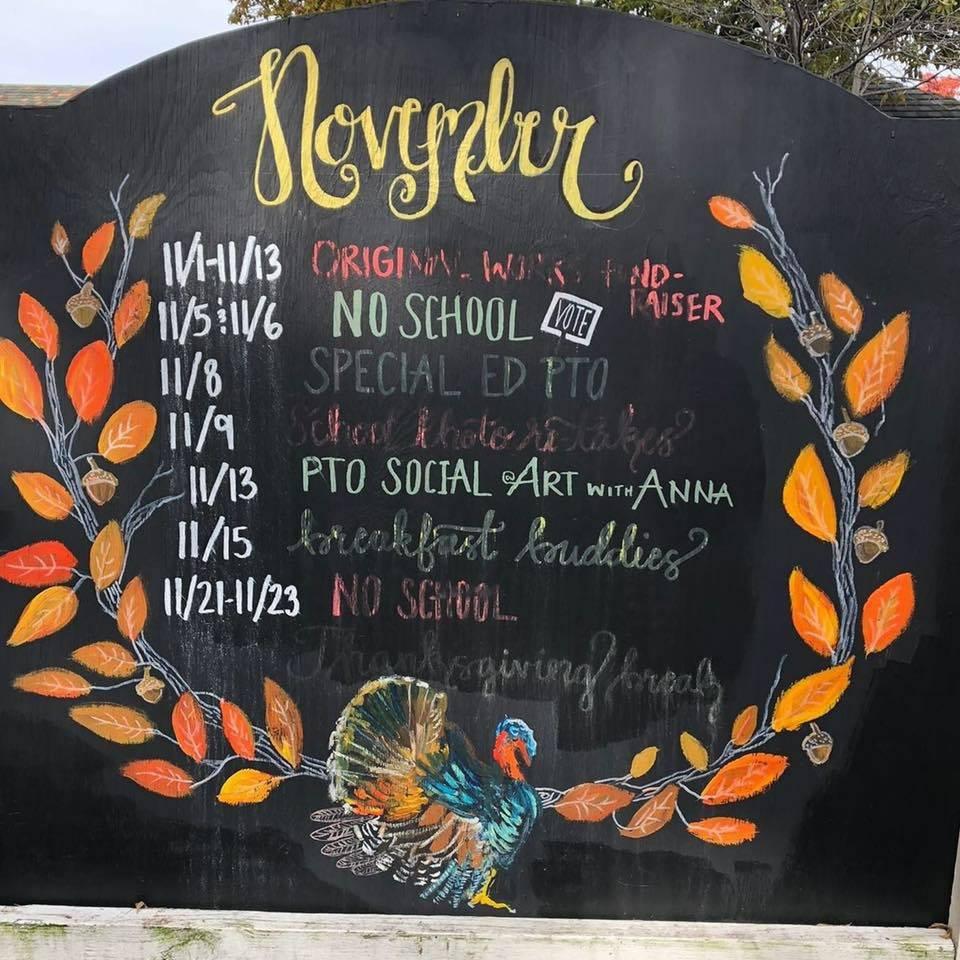 November Board