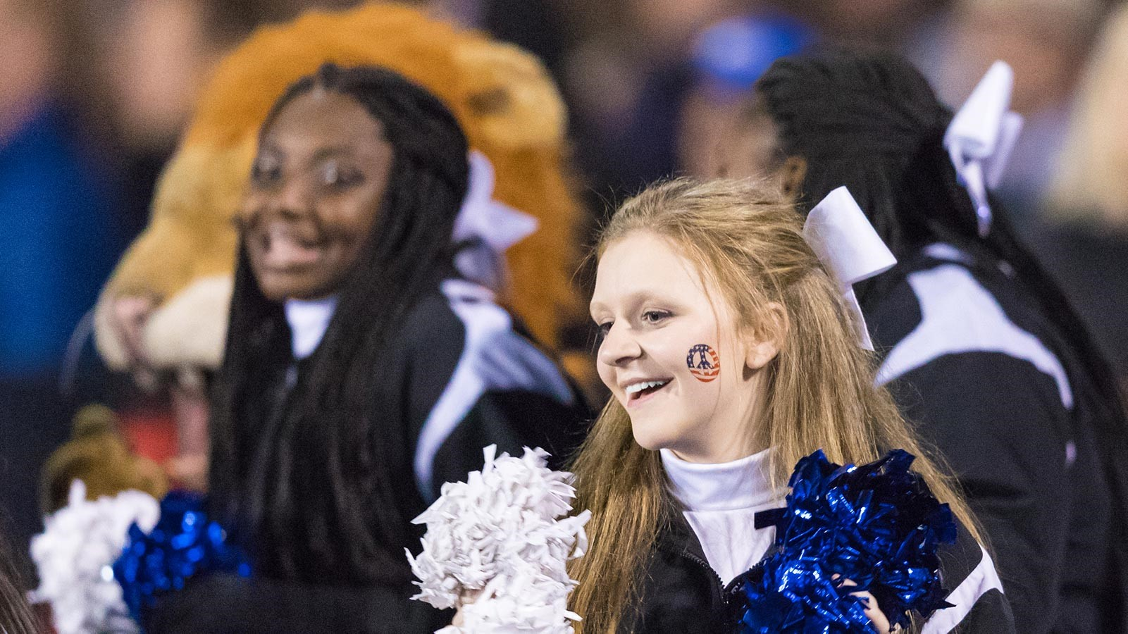 Bexley Cheerleaders 2