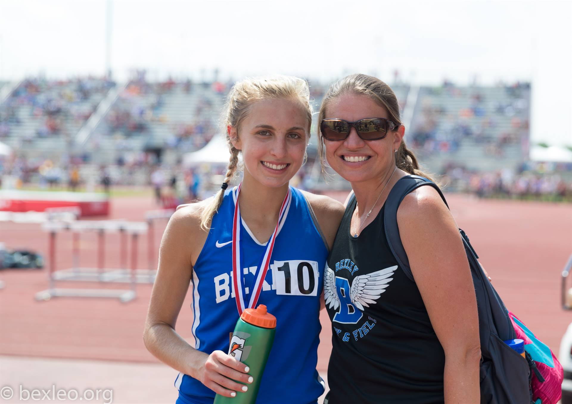 Bexley City Schools Track & Field State