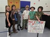 Students at Imagination Destination tournament