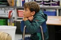 3rd grade boy