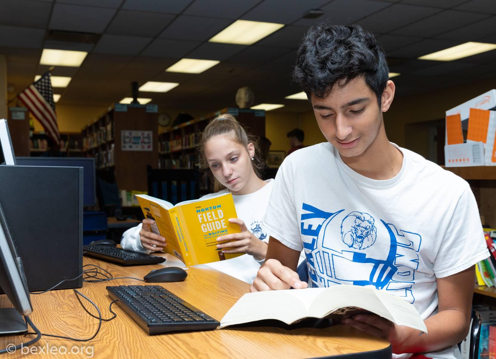 Library Study Hall
