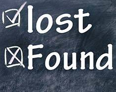 Maryland Lost and Found