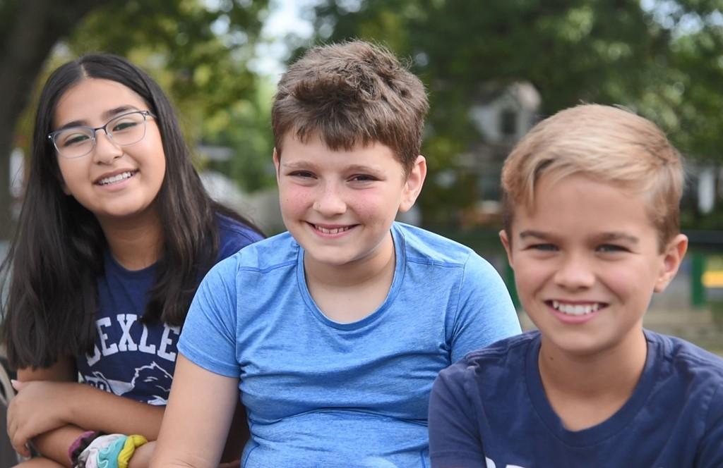 Maryland Elementary students