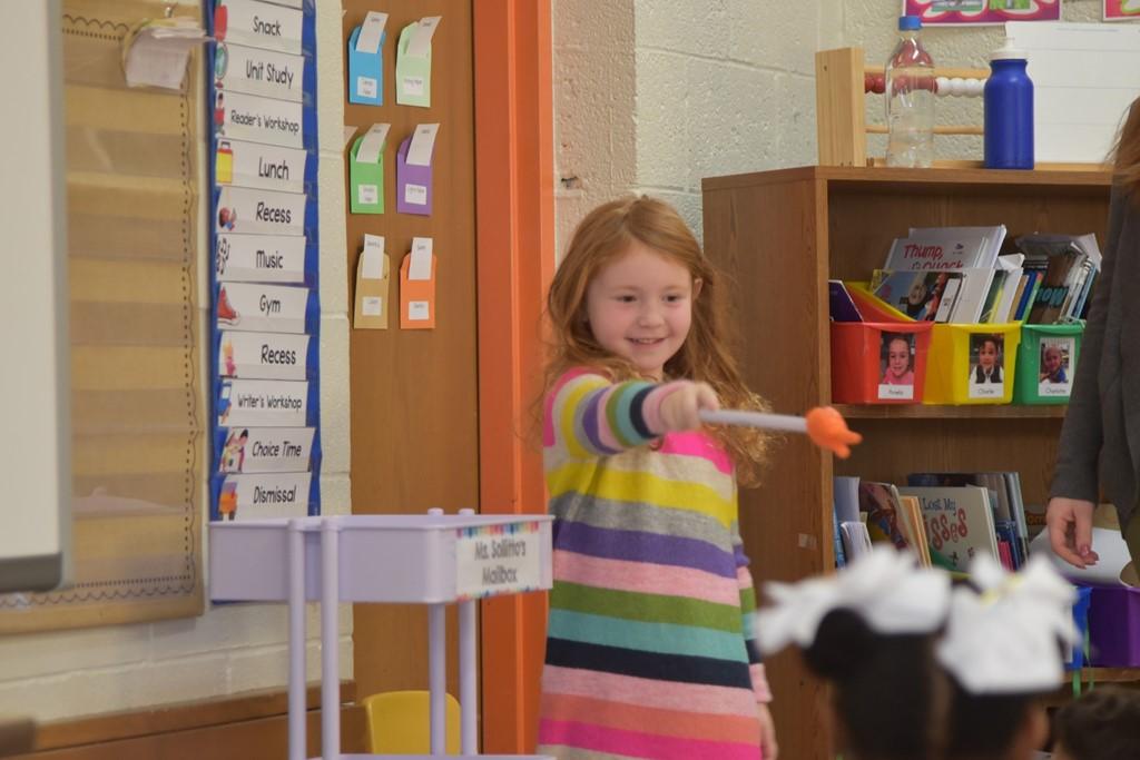 Maryland kindergarten student