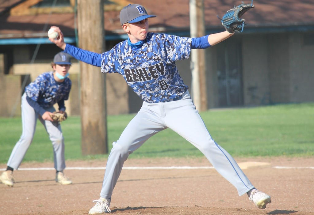 BMS baseball player