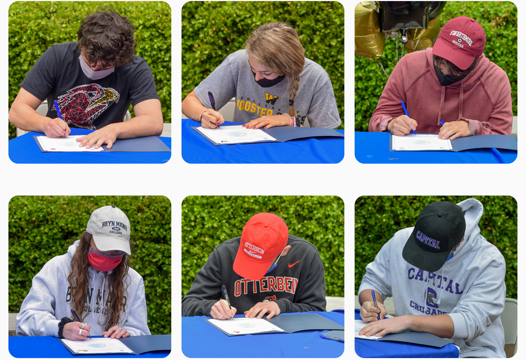 sports signing day