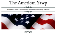 A Massively Collaborative Open U.S. History Textbook