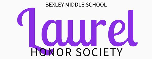Bexley Middle School Laurel Honor Society